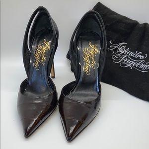 🌾 Alejandro Ingelmo • Leather Heels